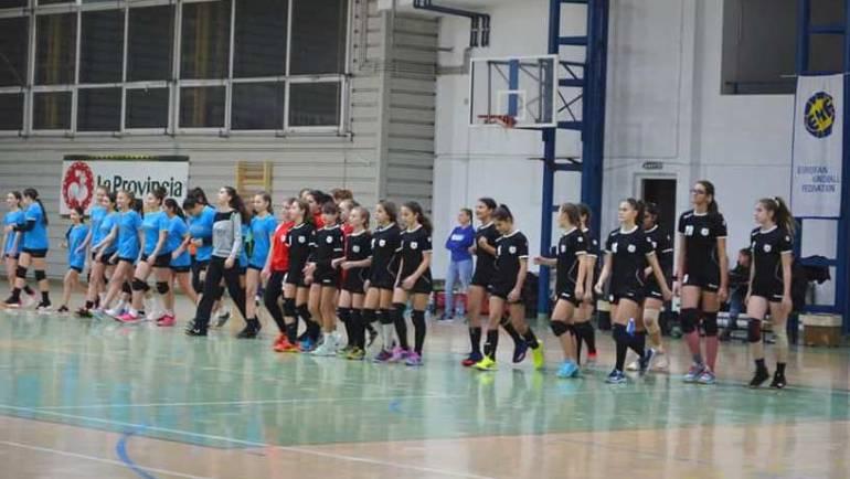 Echipa de junioare III, pregătită de startul în campionat