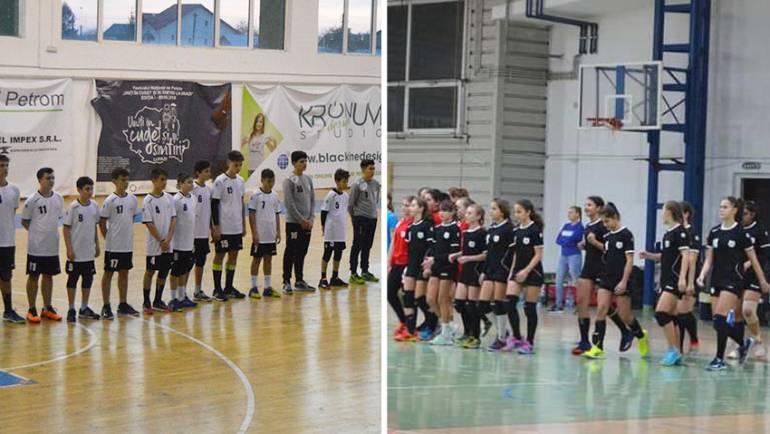 Academia Junior, cu două echipe înscrise în campionatele de juniori III