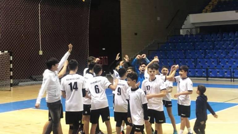 Juniorii III debutează în campionat