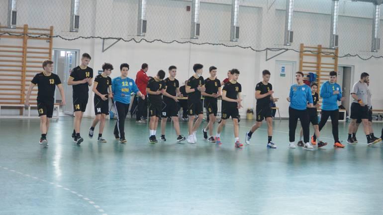 Juniorii III, pe locul al patrulea la finalul Grupei Valoare