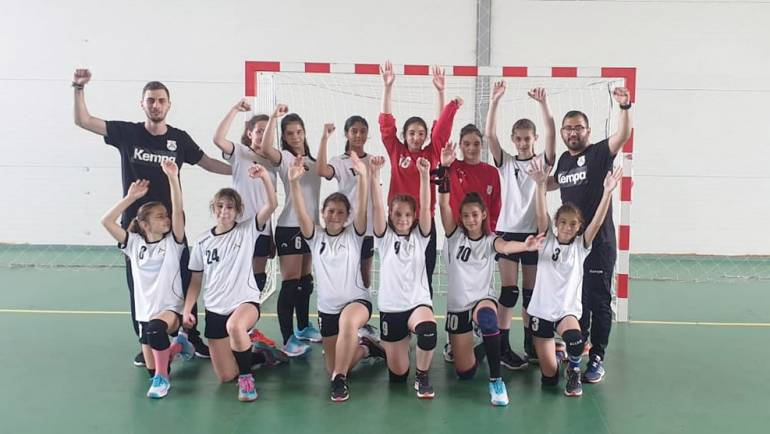 Echipa de junioare IV, calificată la Turneul Final