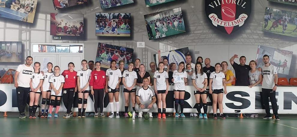 Echipa de junioare IV, în finala pentru medaliile de bronz