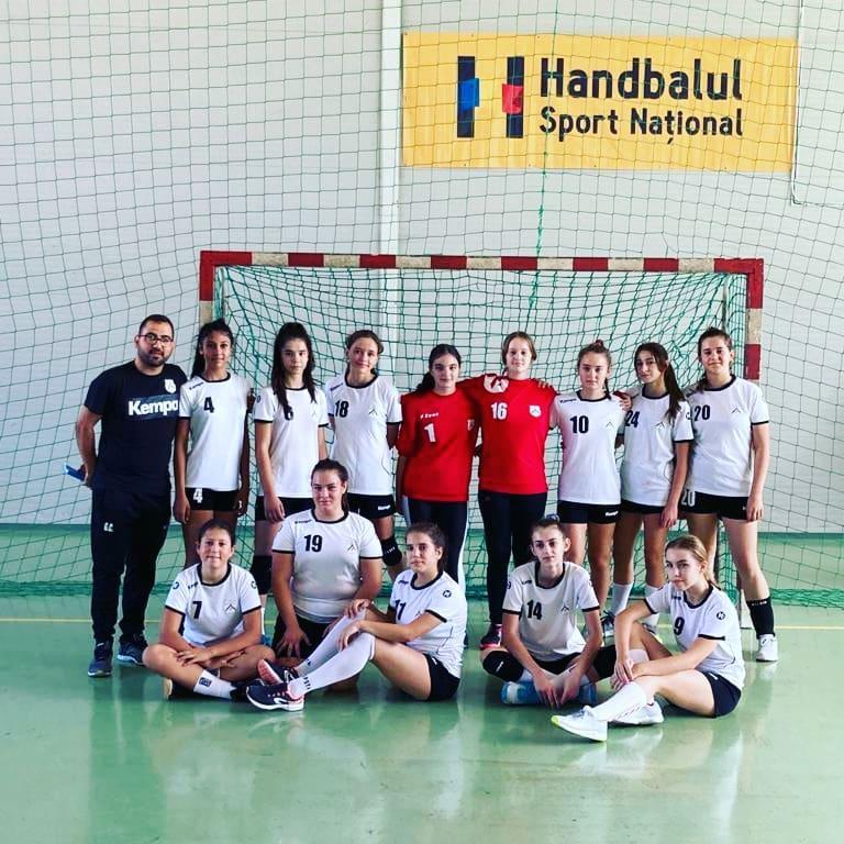 Academia Junior, pe prima poziție în campionatul junioarelor III
